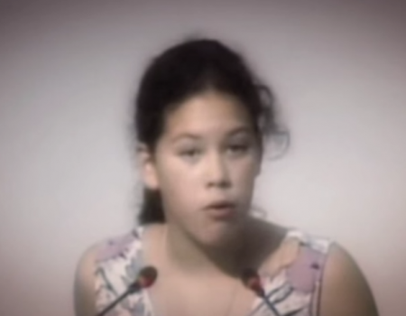 Severn Cullis – The Girl who silenced the World for 5 Min
