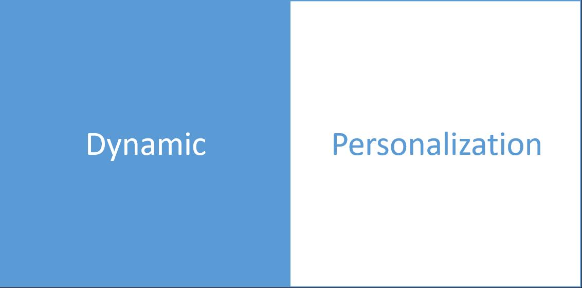 dynamic-personalization